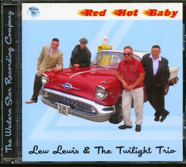 Red Hot Baby (CD)
