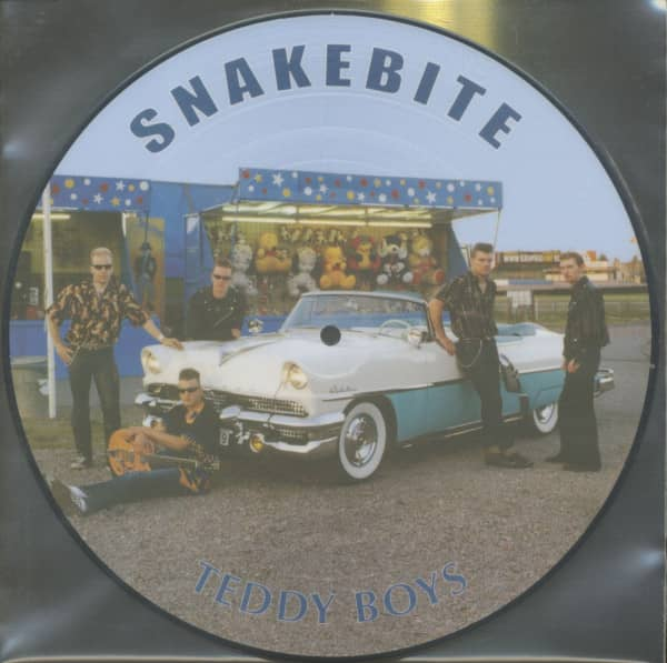 Teddy Boys (LP, 10inch, Picture Disc)