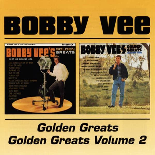 Golden Greats Vol.1 & 2
