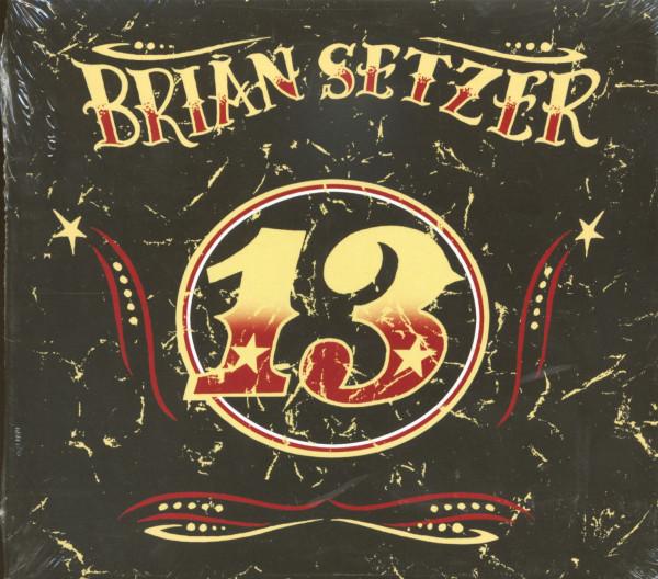 13 (CD)