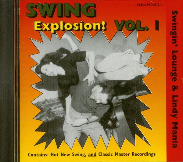 Swing Explosion Vol.1 (CD)