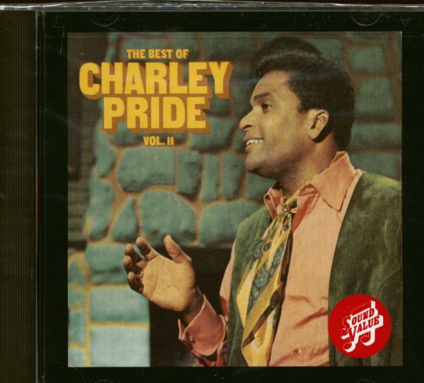 The Best Of Charley Pride Vol.2 (CD)