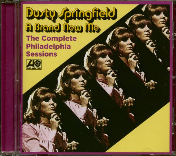 A Brand New Me - The Complete Philadelphia Sessions (CD)