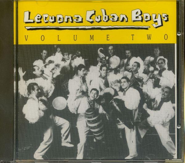 The Lecuona Cuban Boys Vol.2 (CD)