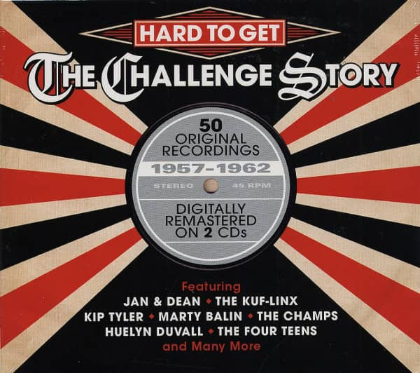 Hard To Get - The Challenge Story (2-CD)