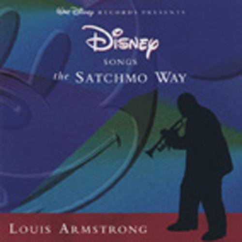 Disney Songs The Satchmo Way (EU)