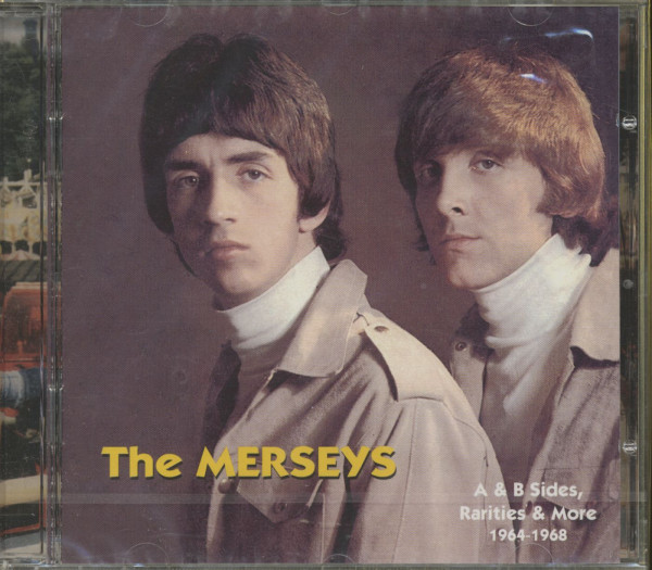 A- And B-Sides, Rarities And More - 1964-68 (CD)
