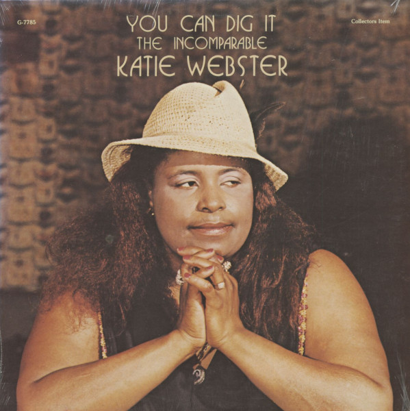 You Can Dig It - The Incomparable Katie Webster (LP)