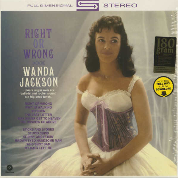 Right Or Wrong (LP, 180g Vinyl)