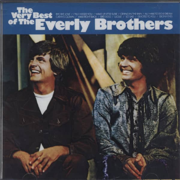 The Very best Of The Everly Brothers (WB)