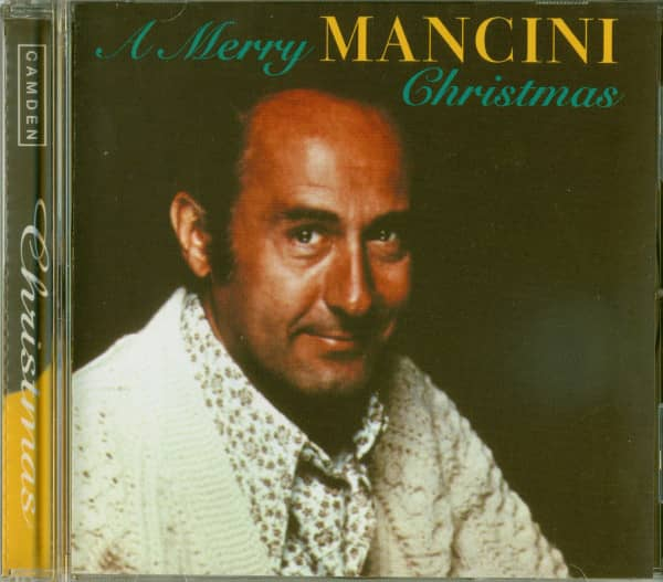 A Merry Mancini Christmas (2nd Pressing)