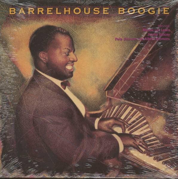 Barrelhouse Boogie (LP)
