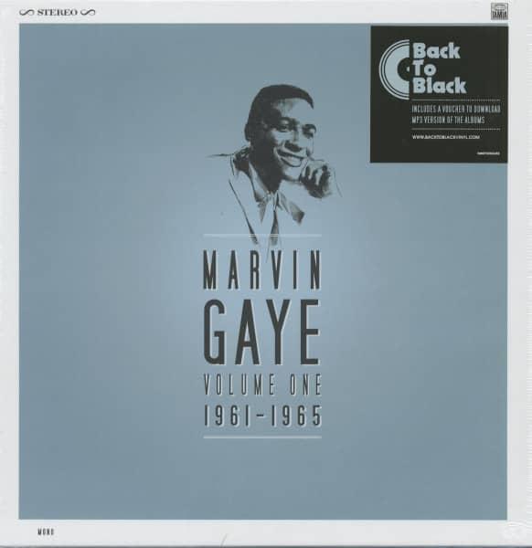 Marvin Gaye, Volume 1, 1961-1965