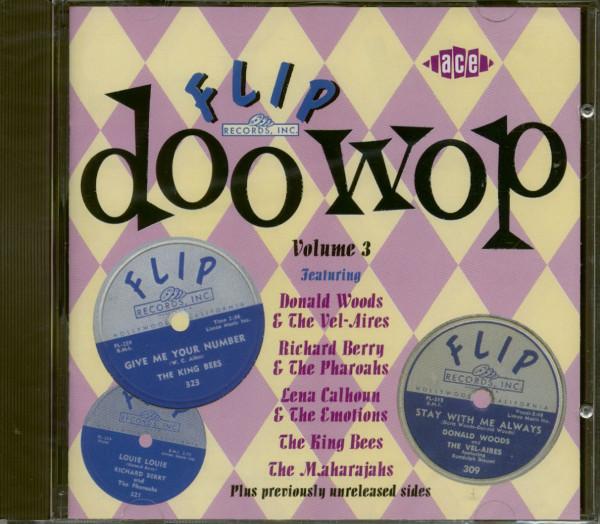 Flip Doo Wop Vol.3 (CD)