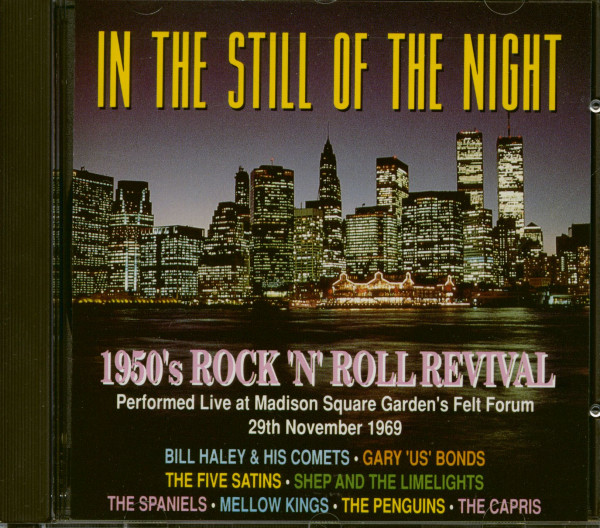 In The Still Of The Night - 1950's Rock'n'Roll Revival (CD)