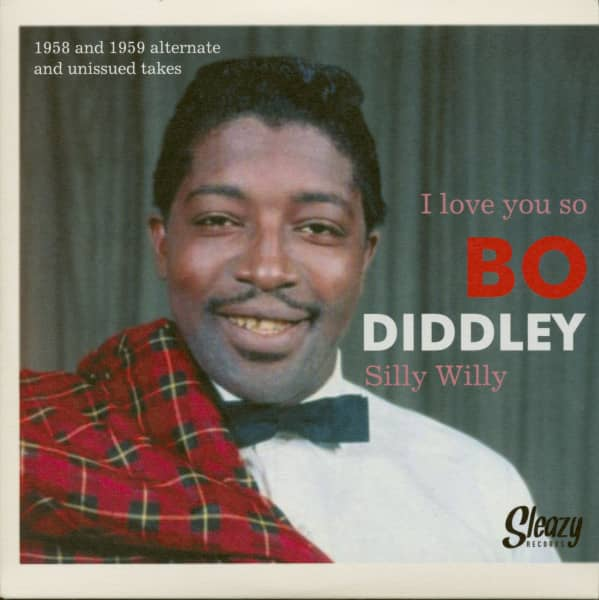 I Love You So - Silly Willy (7inch, 45rpm, PS, BC)