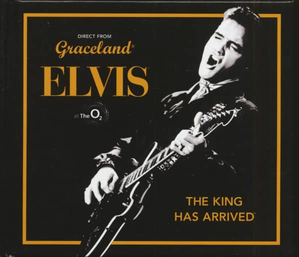 The Music From Elvis At The O2 (2-CD Book)