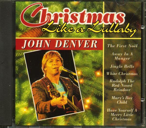 Christmas Like A Lullaby (CD)