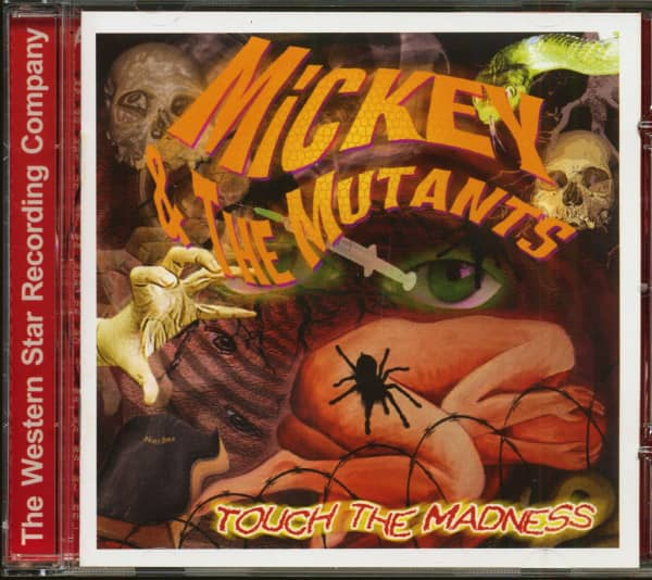 Touch The Madness (CD)