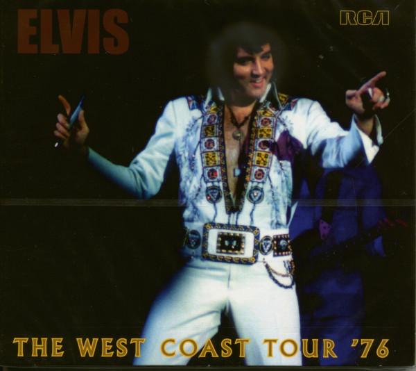 The West Coast Tour '76 (2-CD Digipac)