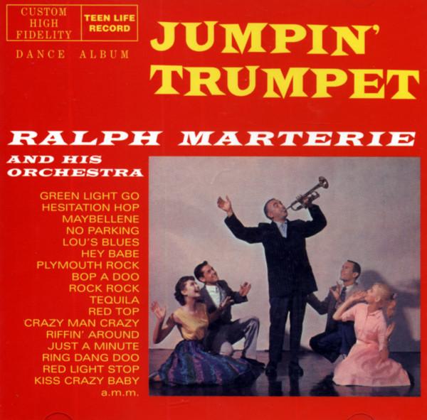 Jumpin' Trumpet (CD)