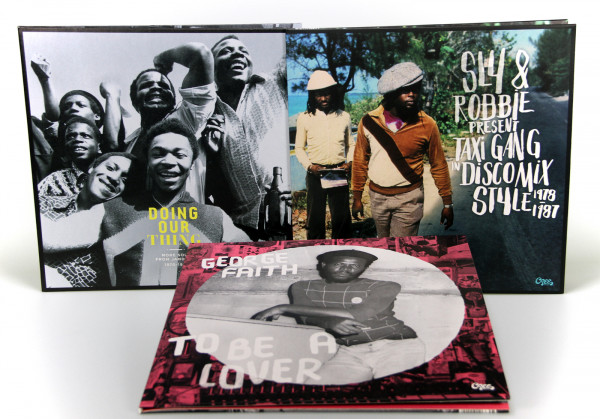 Reggae - Cree Records Bundle (3-LP)