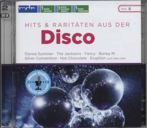 Hits & Raritäten Aus Der Disco (2-CD)