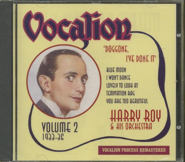 Doggone I've Done It, Vol.2 (CD)