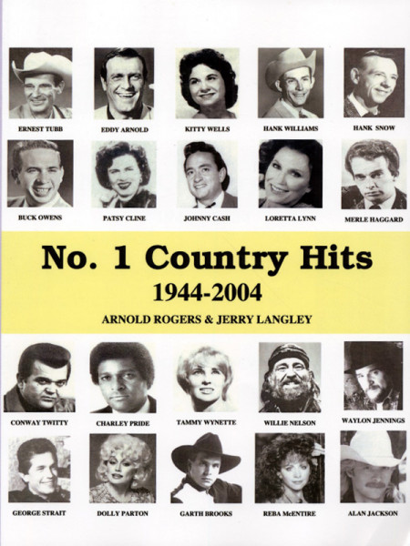 No.1 Country Hits 1944-2004 - Arnold Rogers & Jerry Langley