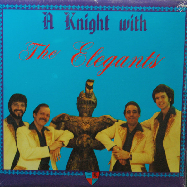 A Knight With The Elegants