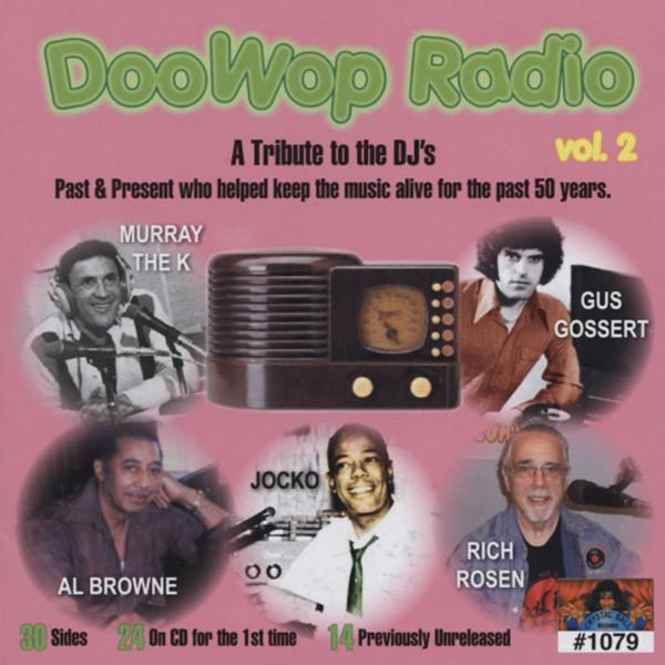 Vol.2, Doo Wop Radio