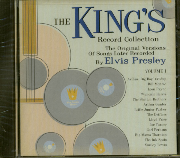 The King's Record Collection (CD)