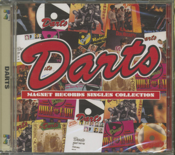Magnet Records Single Collection (2-CD)