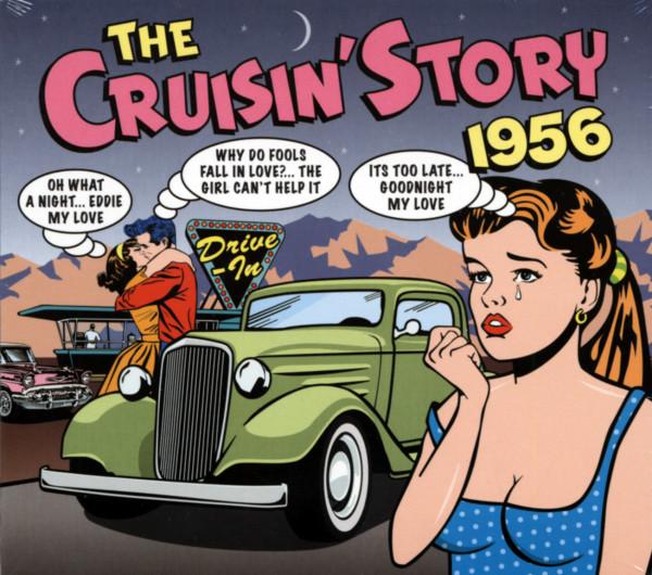 The Cruisin' Story - 1956 (2-CD)
