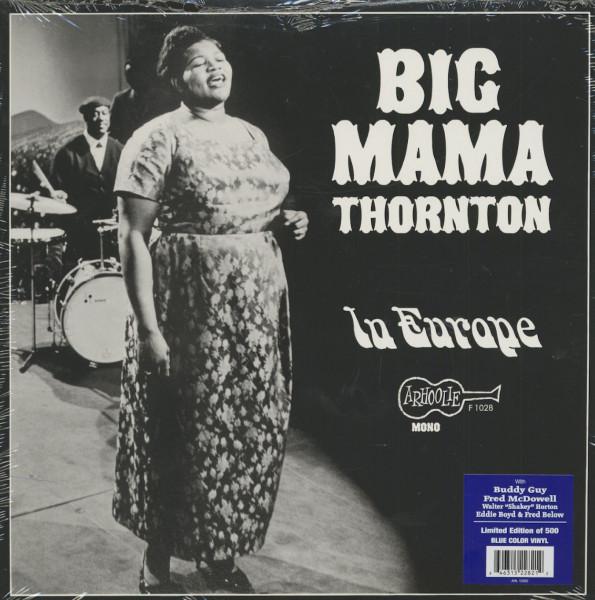 Big Mama Thornton In Europe (LP, Ltd. Edition)