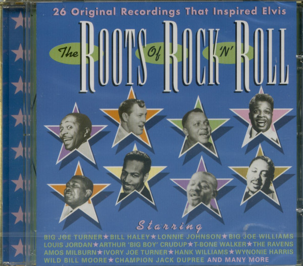 Roots Of Rock & Roll (CD)