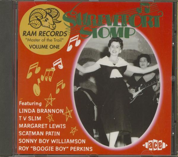 Shreveport Stomp - RAM Records Vol.1 (CD)