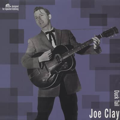 Joe-Clay-Ducktail-LP