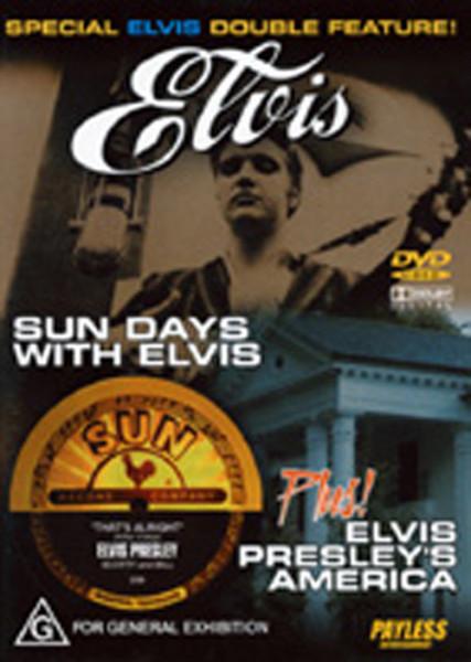 Sun Days With & Elvis Presley's America (2)