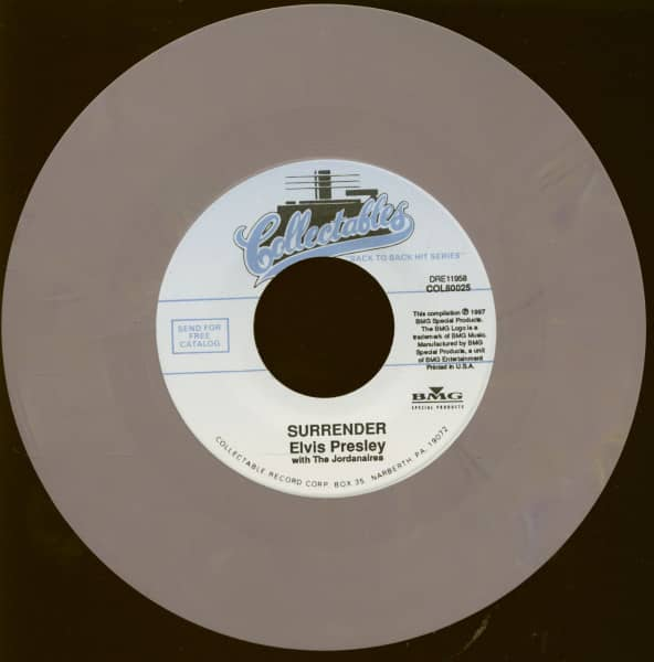 Surrender - Lonely Man (7inch, 45rpm)