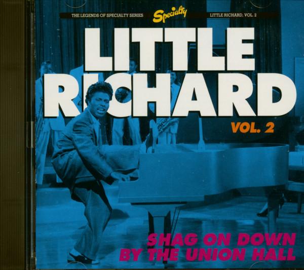 Shag On Down The Union Hall (CD)