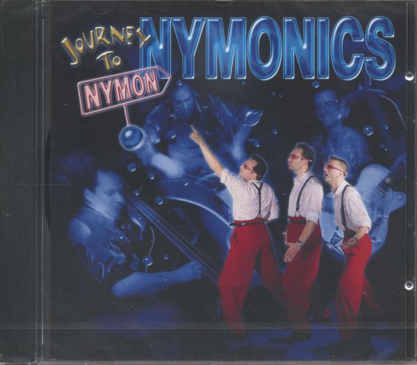 Journey To Nymon (CD)
