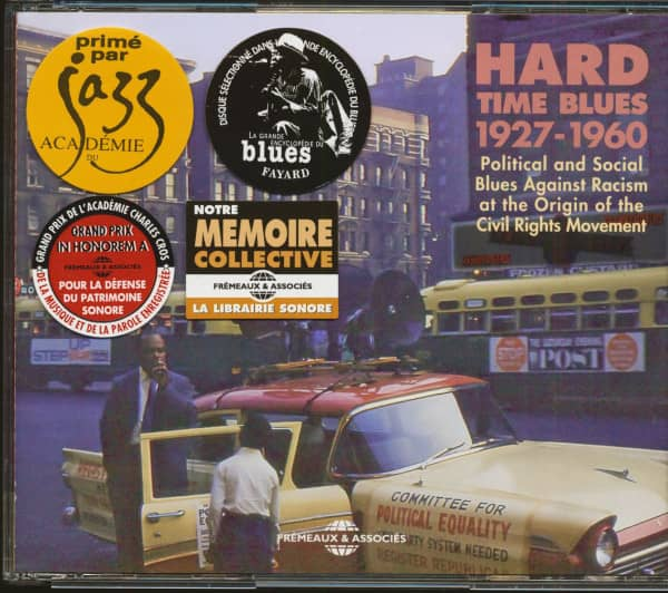 Hard Time Blues 1927 - 1960 (2-CD)