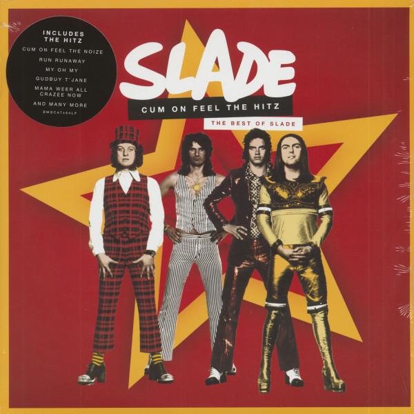 Cum On Feel The Hitz - The Best Of Slade (LP)