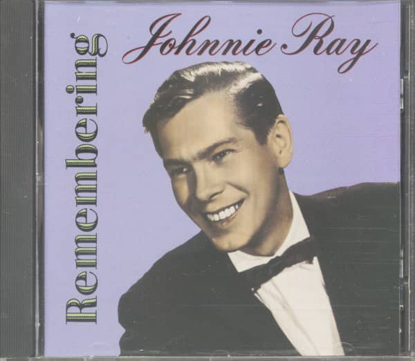 Remembering Johnnie Ray (CD)