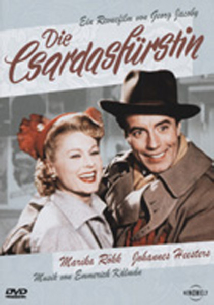 Die Csardasfürstin (1951)