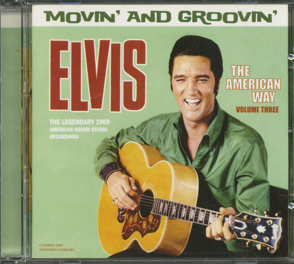 The American Way Vol.3 - Movin' And Groovin' (CD)