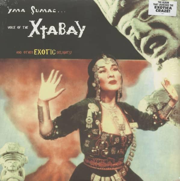 Voice Of The Xtabay (2-LP, 180g vinyl)