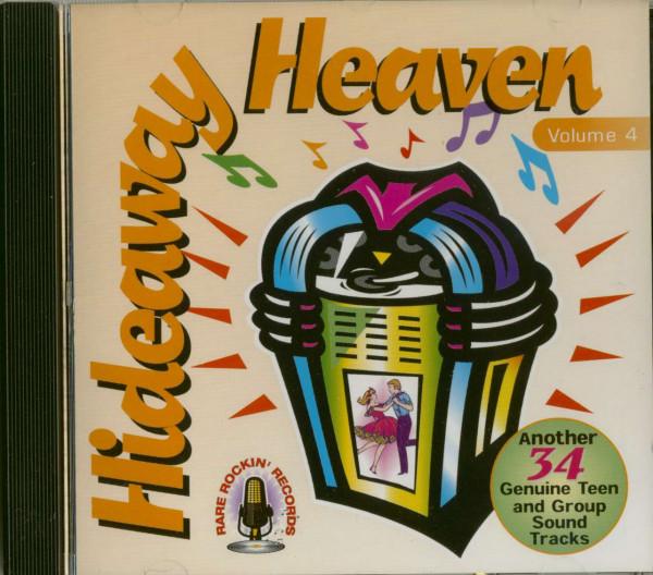 Hideway Heaven Vol.4