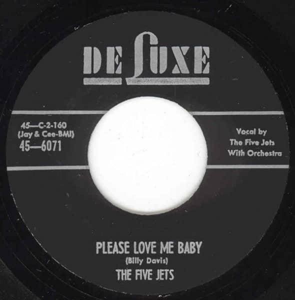 Please Love Me Baby - Down Slow